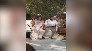החתונה של לוסי אהריש וצחי הלוי