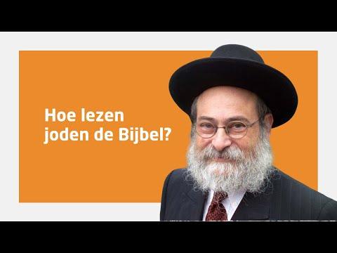 Rabbijn Binyomin Jacobs Over 'Hoe Lezen Joden De Bijbel?'