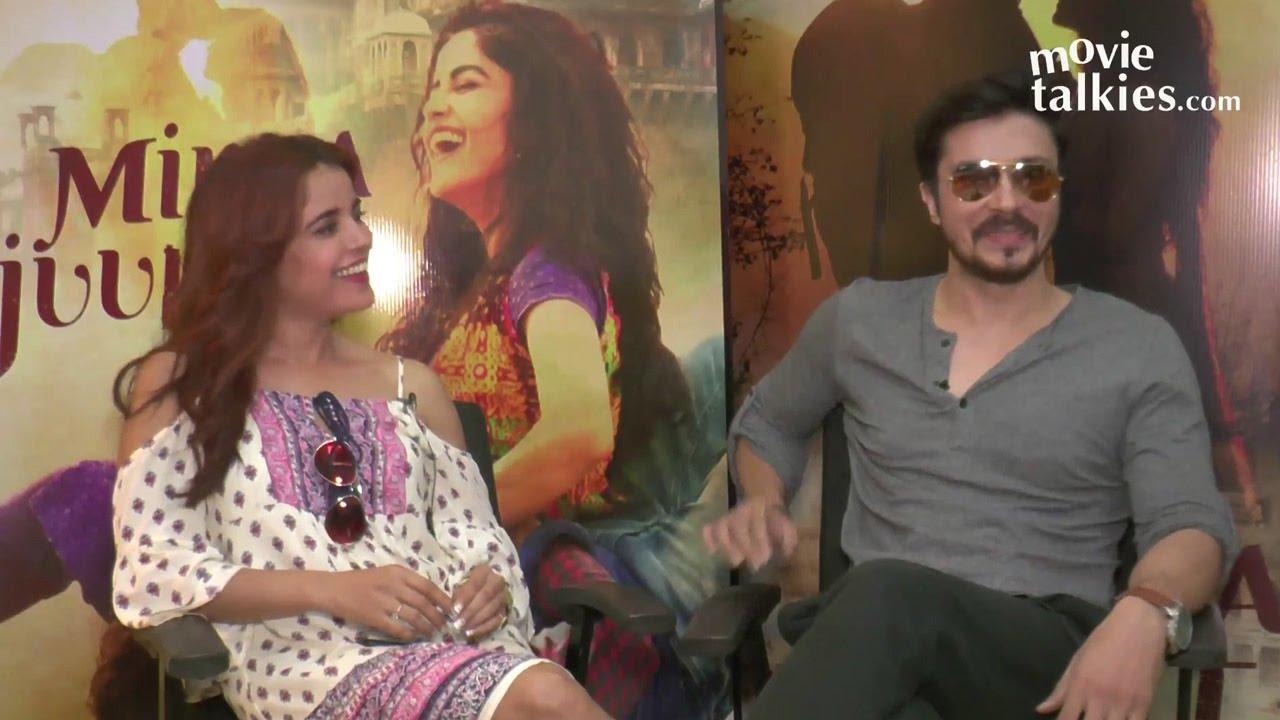 Download Team of Mirza Juuliet Promotional Interview   Darshan Kumar & Pia Bajpai