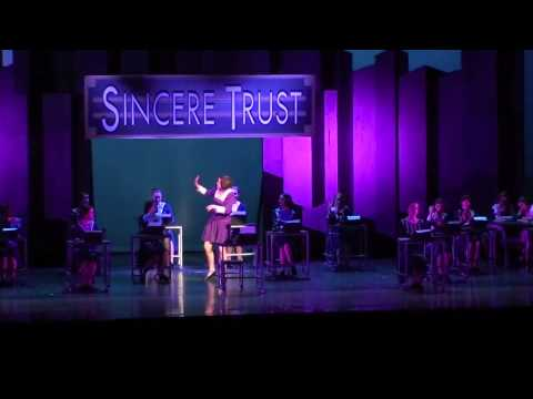 """Thoroughly Modern Millie"" - Forget About The Boy - Evanston Township High School"