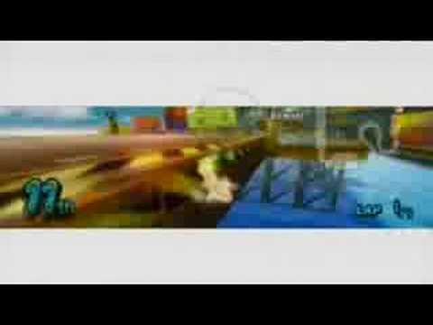 Mario Kart Wii Nintendo Channel Cup Part 3