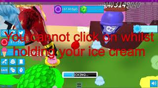 Roblox - Ice Cream Simulator. How to get to the Secret Rebirths Board/Sky Island/Boleros