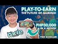 MY AXIE INFINITY JOURNEY 30,000 PESOS IN A MONTH | PLAY TO EARN | NFT GAME | WE DUET