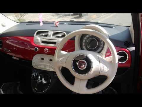 Buy Used Fiat 500 Diesel for sale in Mumbai only 3k Km