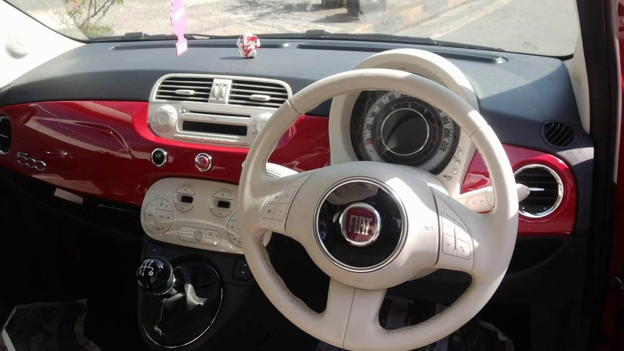 Buy Used Fiat 500 Diesel For Sale In Mumbai Only 3k Km Youtube