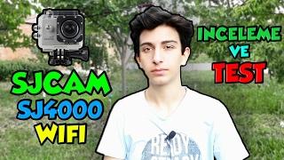 Süper Aksiyon Kamerası ! - Sjcam Sj4000 Wifi - İnceleme ve Test