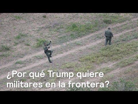 Trump anuncia despliegue de Guardia Nacional en frontera - En Punto con Denise Maerker