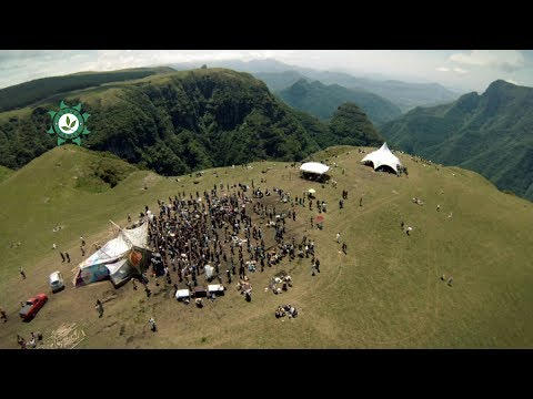 Green Dark Power Ritual Goa Gil @ Canyons SC-RS (2016)