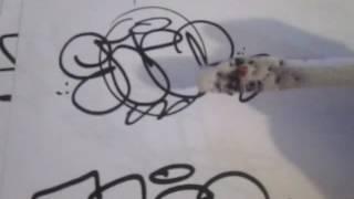 Основы теггинга , тег граффити часть 1