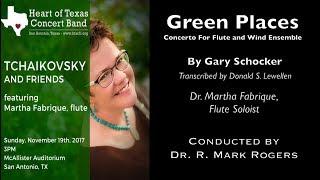 Green Places by Gary Schocker, Mov. 3  Troll Garden