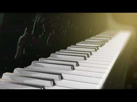 Piano No Copyright HD background for Music video