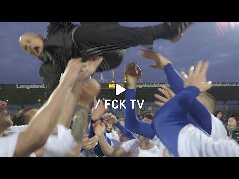 Stemningsvideo: Guldfest i Farum og hyldest i Hovedstaden