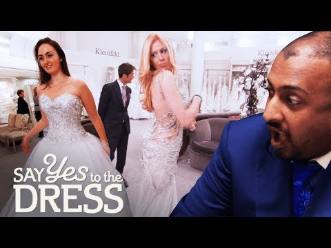 Kleinfeld's Most Expensive Wedding Dresses | Say Yes To The Dress. http://bit.ly/2HDu3dS