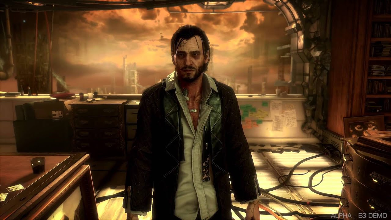 Deus Ex: Mankind Divided 30 Minutes of Gameplay!  Full Gameplay Video/Walkthrough!