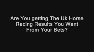 UK Horse Racing Results