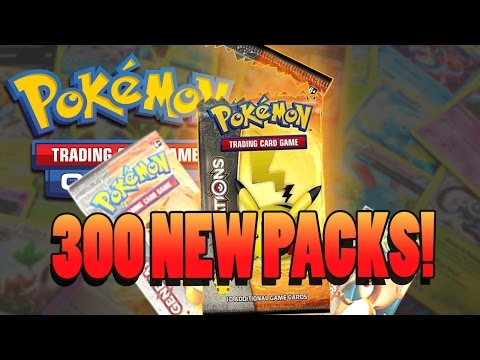 OMG OVER 300 NEW PACKS TO OPEN!!! | Pokemon Trading Card Game Online Opening #3