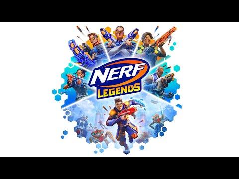 Nerf Legends Announcement Trailer