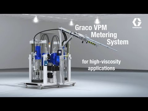 The Graco VPM System: Metering & Dispensing Of High Viscosity Materials