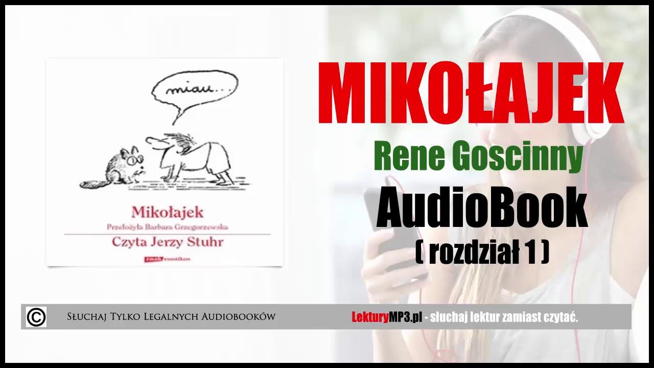 Mikołajek Audiobook Mp3 Cz1 Pobierz Całość Książki Dla Dzieci