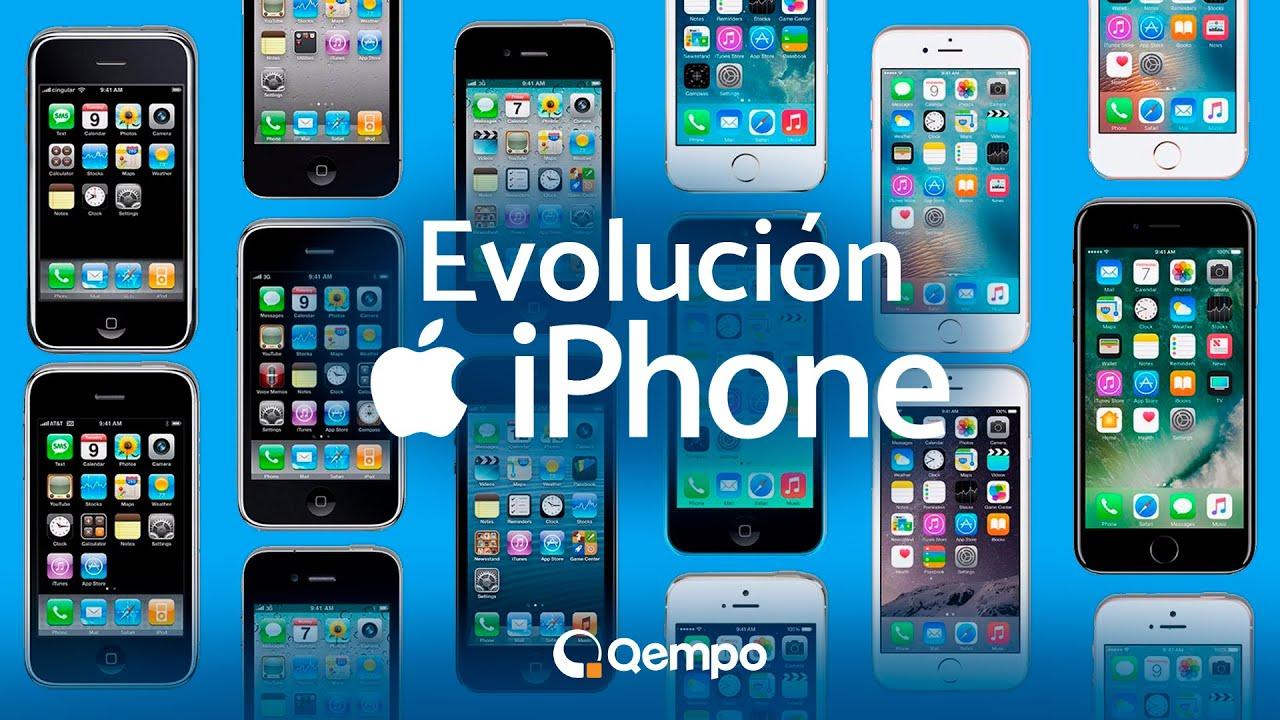 Iphone Historie