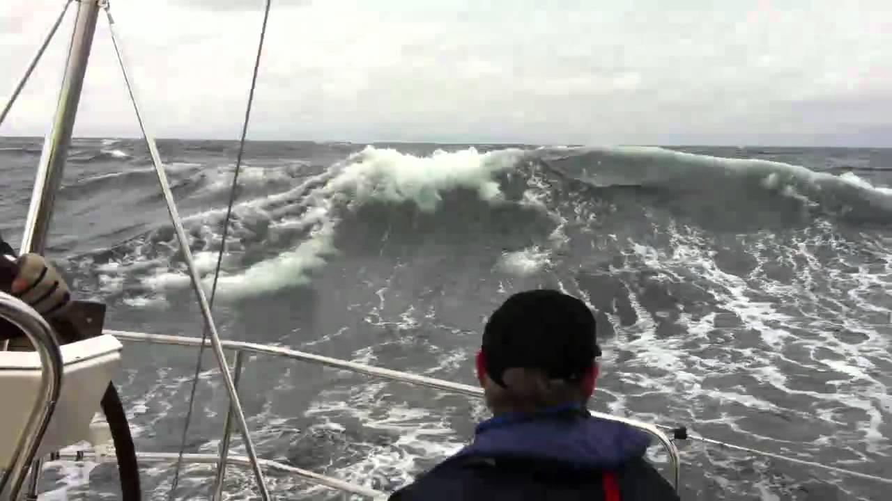 Monsterwellen Ostsee