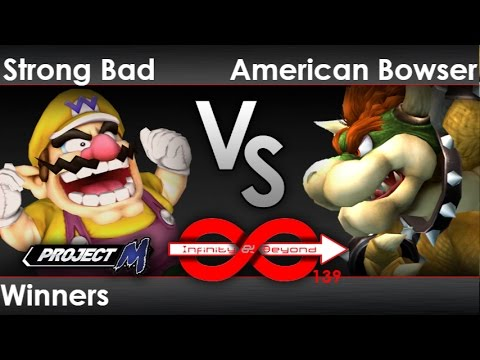 IaB! 139 - WDG | Strong Bad (Wario) vs SS | American Bowser (Bowser)  Winners - PM