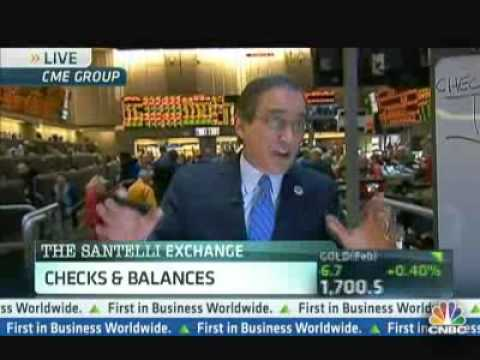 Rick Santelli: Debt Ceiling Not The Problem, The Debt Is; 'Road To The Weimar Republic'