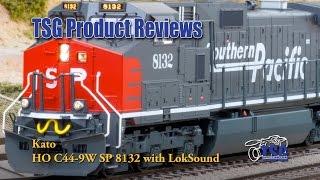 HO Scale DCC C44-9W Kato With ESU LokSound Product Review