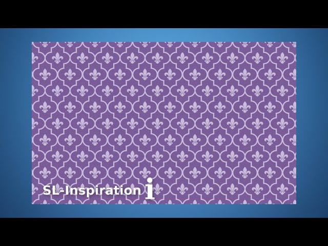 Inkscape Tutorial: How To Create A Seamless Tiled Texture Or Pattern In Inkscape