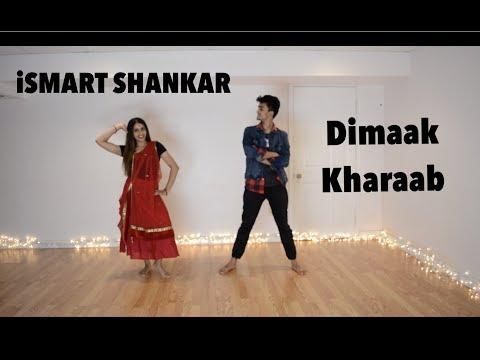 Dimaak Kharaab Full Video Song I ISmart Shankar I Silaka Silaka Dance