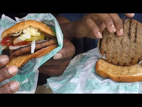 Here's Why You Should Try the Impossible Burger | From Burger King| MAM Eating Show