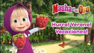 Masha y el Oso - 🌼 Hurra! Verano! Vacaciones! 🏝️