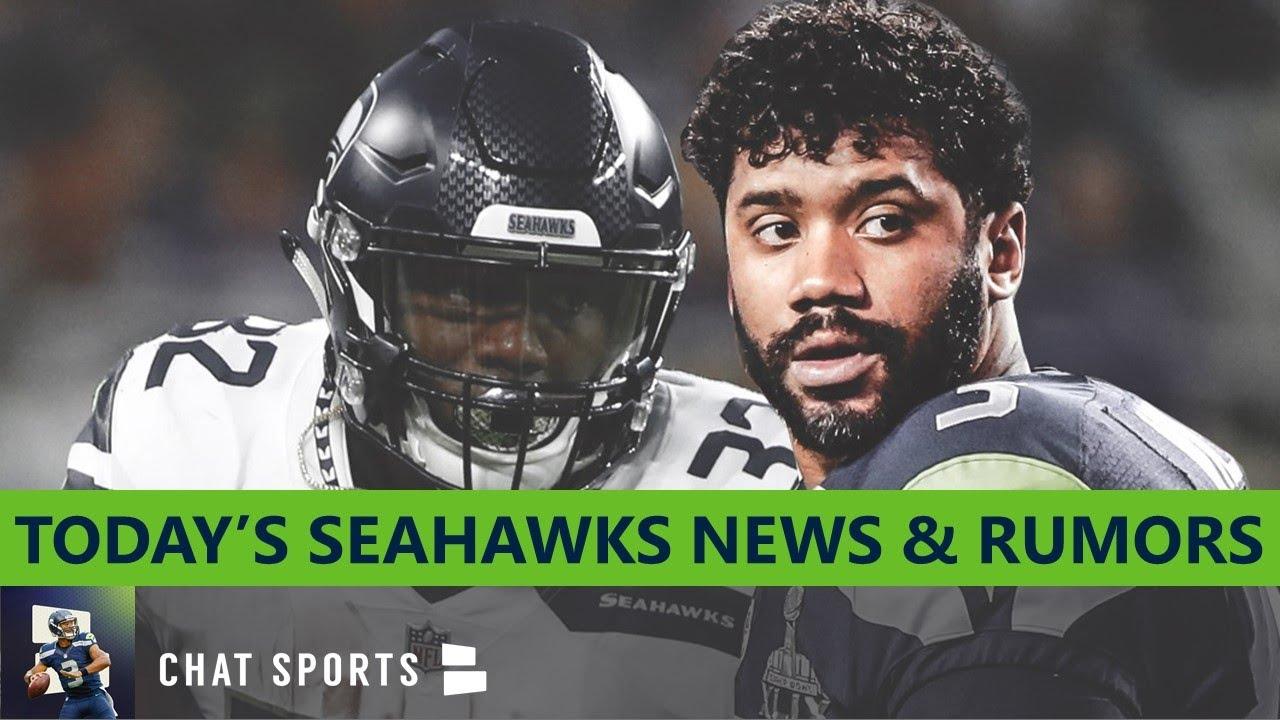 Seattle Seahawks Rumors On Russell Wilson MVP? + Chris Carson & Greg Olsen Injury News, MNF Preview