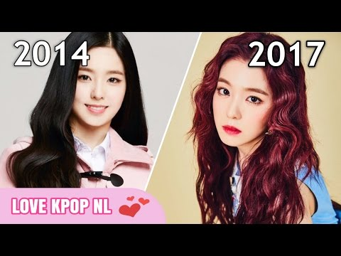 K-Pop Girl Groups - Debut Song VS The Latest Song