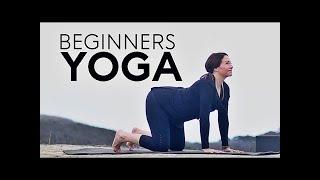 Beginners Yoga For Flexibility (Backbends)