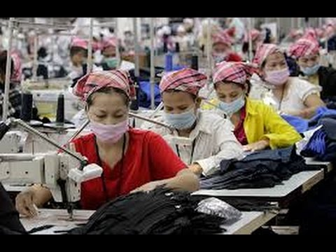 Where your Nike Shoes and Garments are made, Modern Slavery?