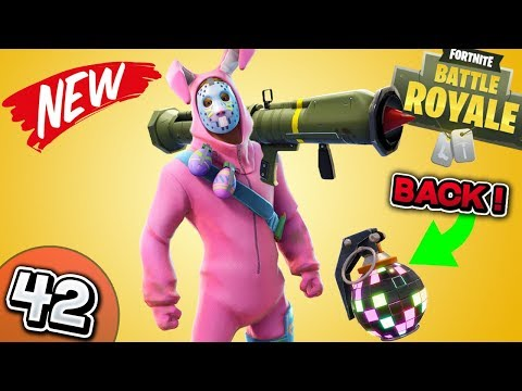 UPGRADE GIGANTIC ! Arma NOUA Si Skin NOU  - Fortnite Romania [LIVE #42]