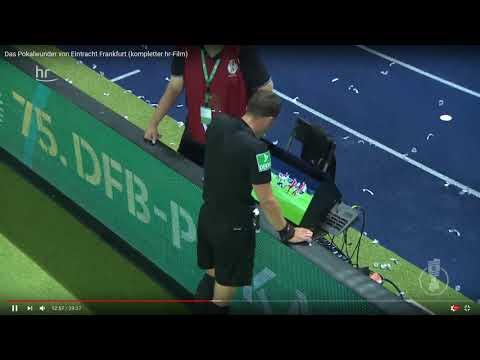 Frankfurt Bayern 31 Videobweiss Schiri Bild Analyse Und Mein
