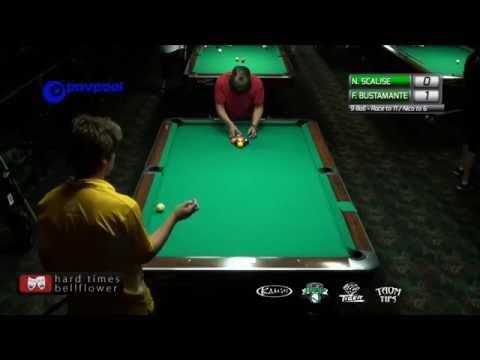 10 Ball - Nico SCALISE vs Francisco BUSTAMANTE streaming vf