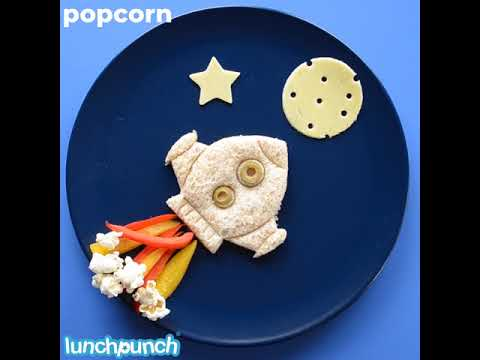 Lunch Punch Space Sandwich Cutters