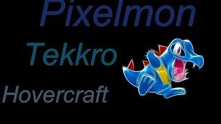 Un jour, un serveur - #4 Pixelmon