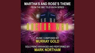 Doctor Who: Martha's Theme and Rose's Theme for solo piano Resimi