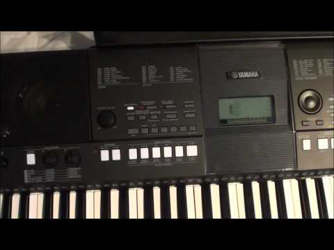 Yamaha PSR-E423 Demo