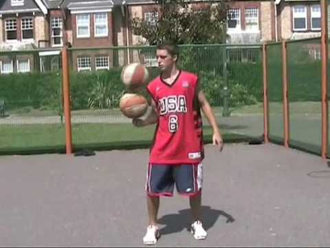 Andrew Wilding - A2W BASKETBALL FREESTYLE *CLASSIC*