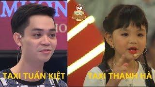 Taixi Tuấn Kiệt và Taxi Thanh Hà, bạn thích taxi nào hơn?