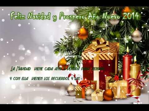 Video de tarjetas animadas para navidad youtube for Cosas decorativas para navidad
