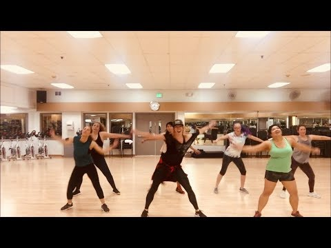 """Lemon"" by N.E.R.D featuring Rihanna. Seattle Dance fitness/Zumba"