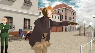 [MMD] Hetalia - How to set the Mood