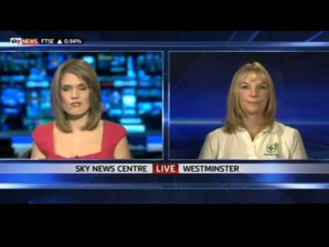 First Aid for Life on SKY News