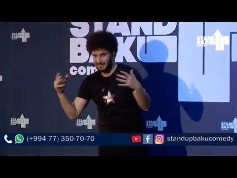 Ülvi Həsənli (Stand UP 29-cu şou)